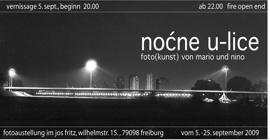 Flyer Fotoausstellung II
